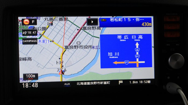 NISSAN GPS
